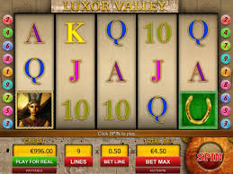 Luxor Valley Slot Game Review