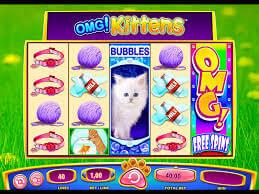 OMG Kittens Online Video Slot Review