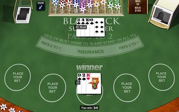 Playtech's Blackjack Surrender in Review