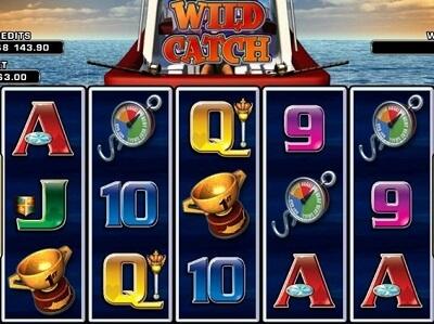 Wild Catch Online Casino Slots in Detail