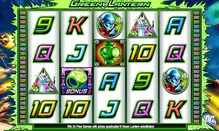 Explaining the Basics of Green Lantern Online Slot for Players